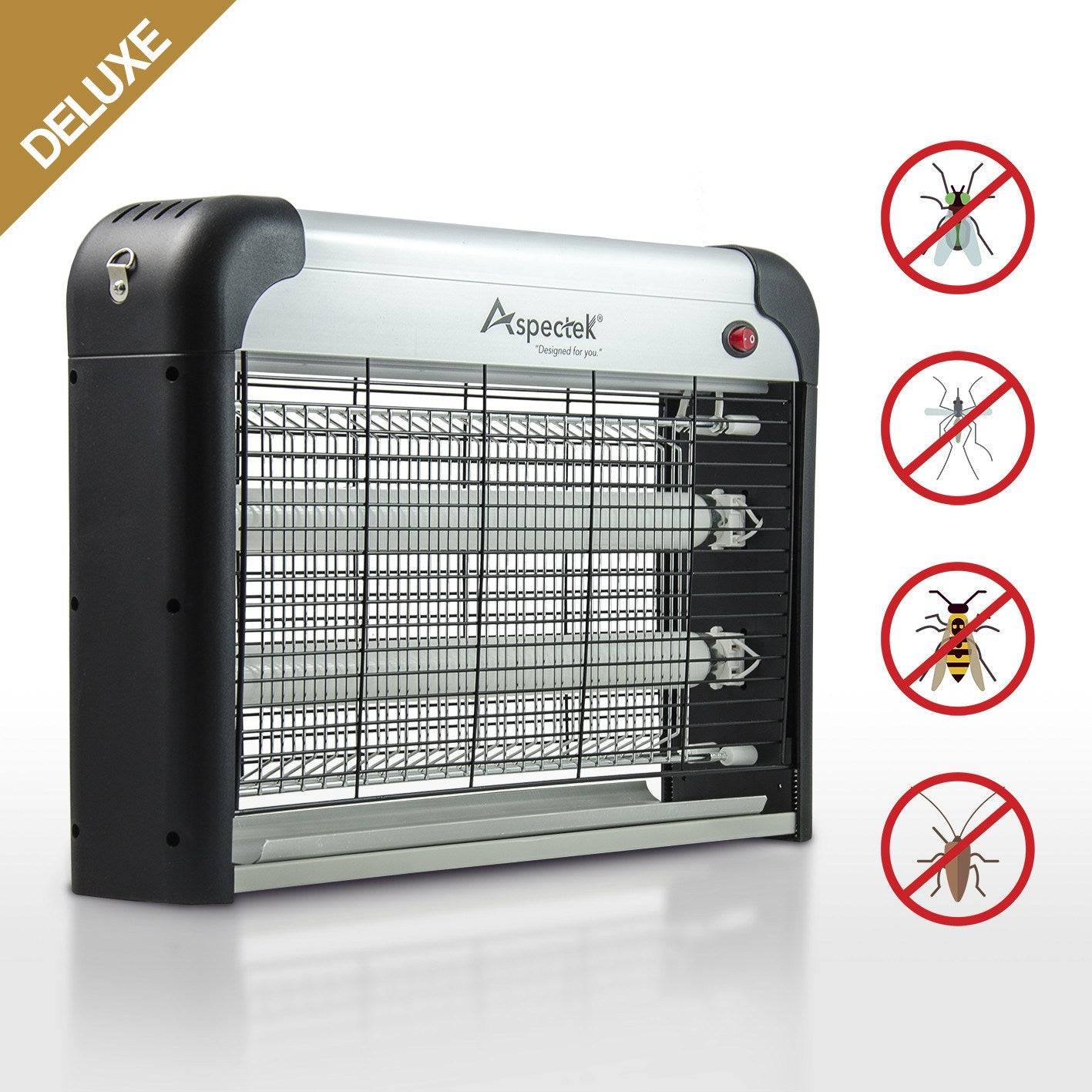 Trap Moth Wasp Bug Indoor Fly Zapper Electric Insect Killer Mosquito