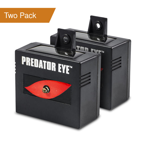 Aspectek Predator Eye - Outdoor Animal Control - 2 Pack