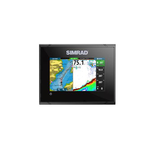 Simrad GO5 XSE with Active Imaging 3in1 & Aus/NZ Charts