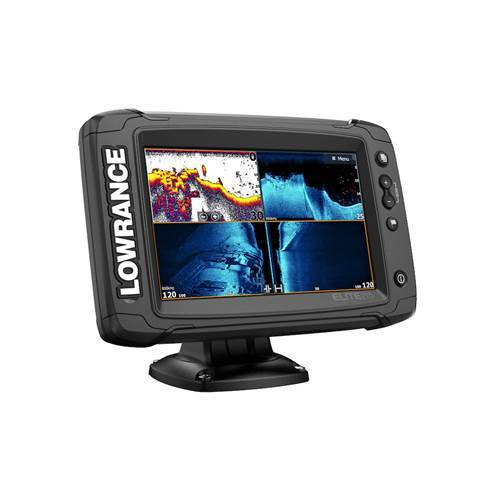 Lowrance Elite-7 Ti² AUS/NZ and Active Imaging 3-in-1 Fishfinder