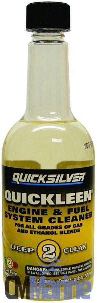Mercury/Quicksilver MerCruiser Quickleen Fuel Treatment