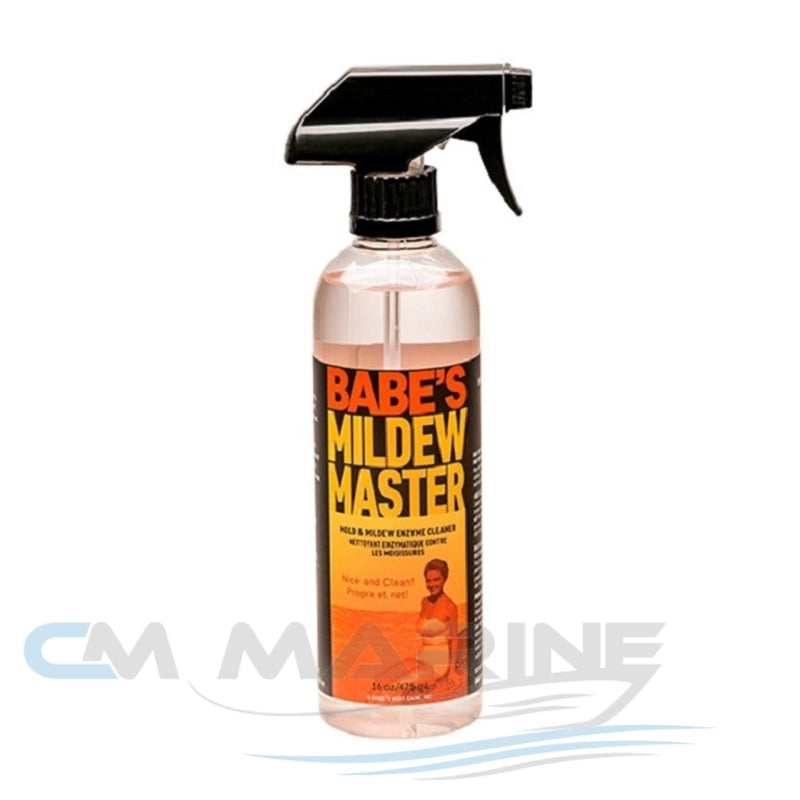 Babes Mildew Master 16Oz 473Ml Cleaners