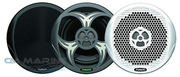 Fusion 6 Marine 2-Way Speakers Ms-Fr602 Radio