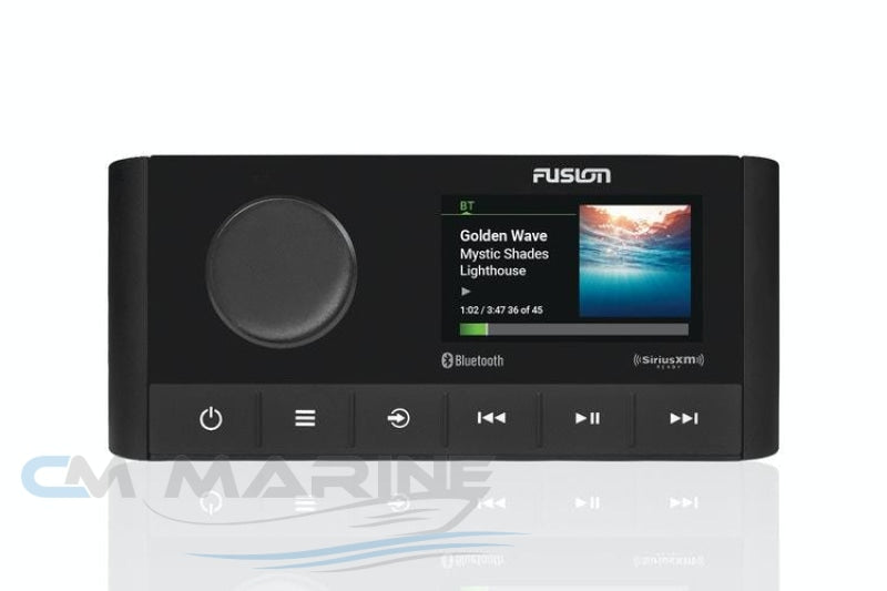 Fusion Ms-Ra210 Dsp Marine Entertainment Package With 6 Speakers Radio