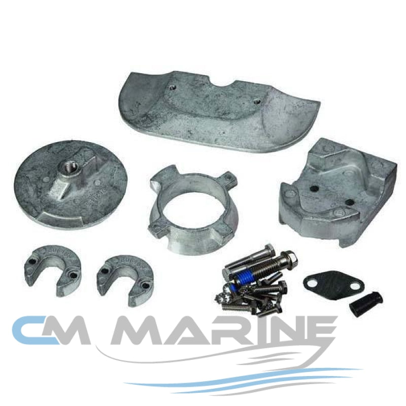 Mercruiser Anode Kit Aluminum Alpha 91- Marine Parts