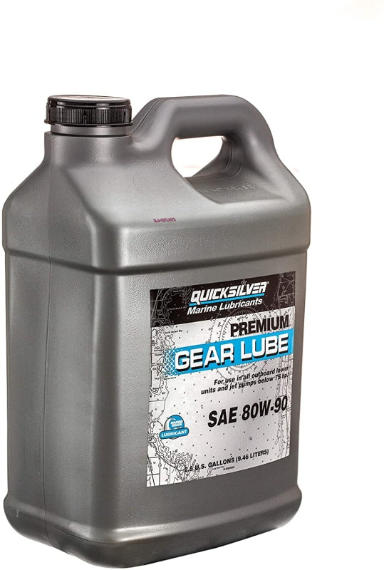 Mercury/quicksilver Premium Gear Lube 9.46 Litres 858059Q01 Oil