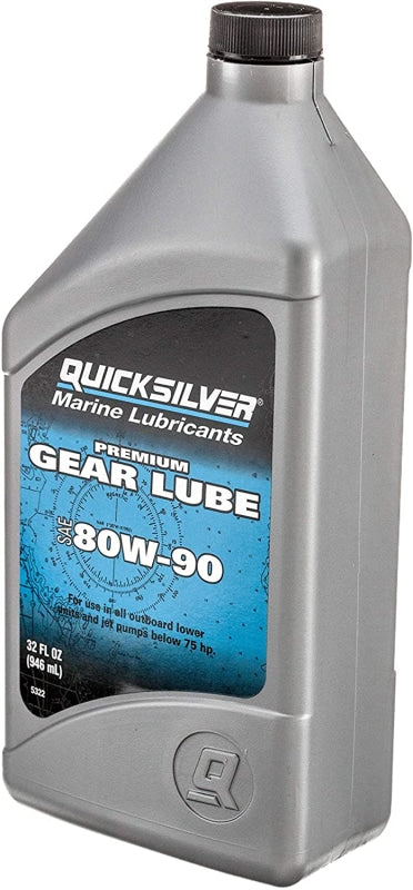 Mercury/quicksilver Premium Gear Lube (946Ml) Oil