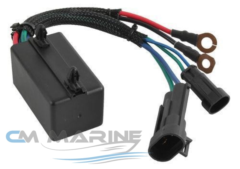 New Tilt / Trim Relay 12V For Omc E-Tec 150 225 250 300Hp 586767 Marine Motor
