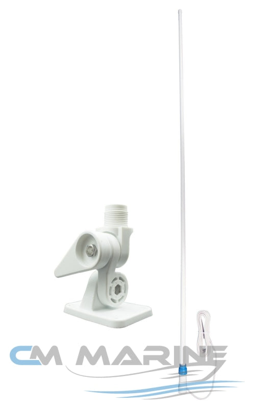 Pacific Vhf Antenna 1.5M White
