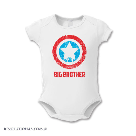 Superhero Big Brother Shirt Pregnancy Reveal