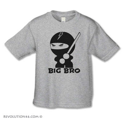 Big Brother Ninja Shirt