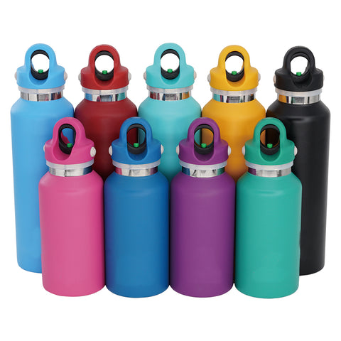 Vacuum Insulated Steel Water Bottle