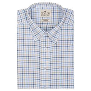 Genteal Yellowstone Button Down - Ice