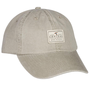 Genteal Patch Hat - Stone