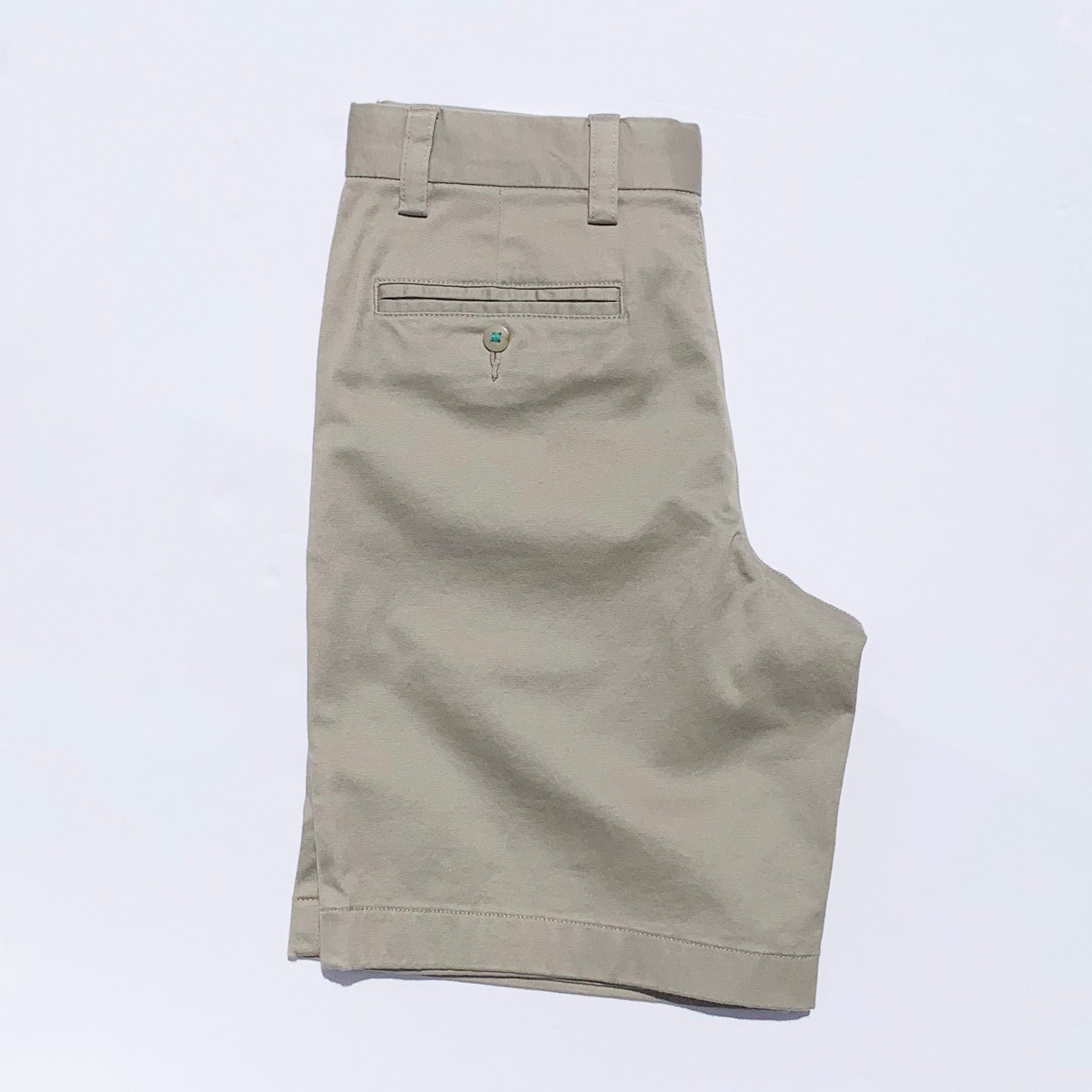 Southern Tide Boys Channel Marker Chino Short - Sandstone Khaki