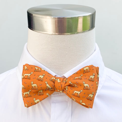 Bird Dog Bay Lucky Labs Bow Tie