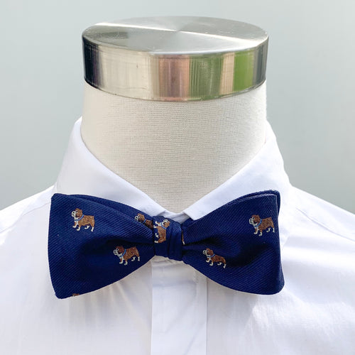 Bird Dog Bay Bulldog Bow Tie