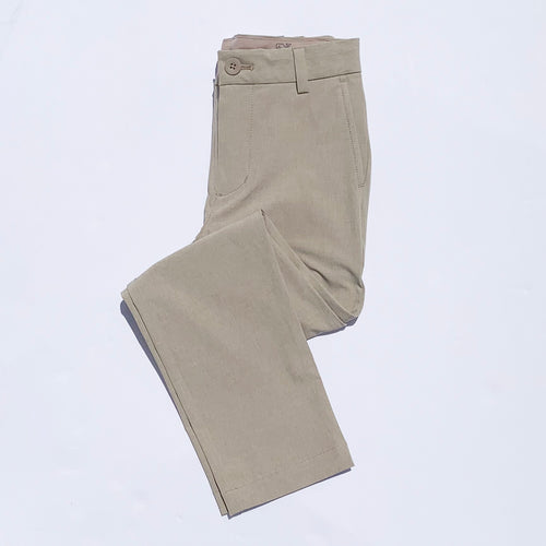Vineyard Vines Boys Performance Breaker Pants - Khaki