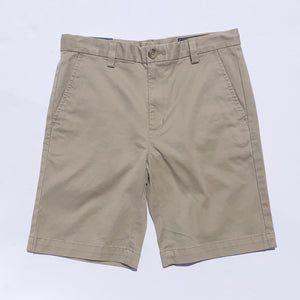 Vineyard Vines Boys Stretch Breaker Shorts - Khaki