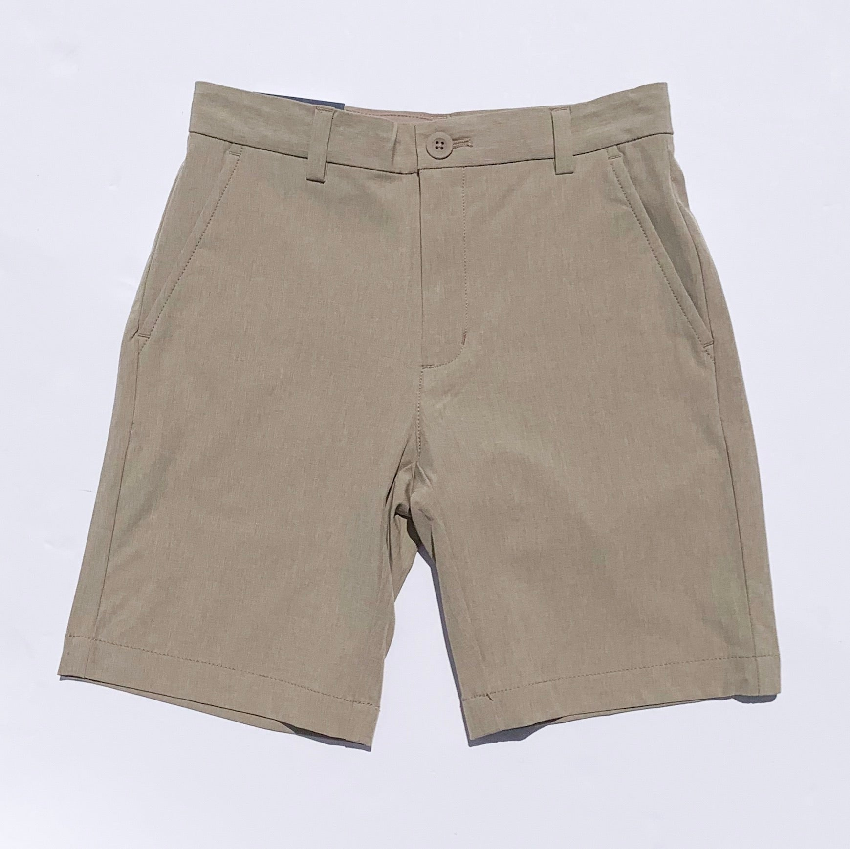 Vineyard Vines Boys New Performance Breaker Shorts - Khaki