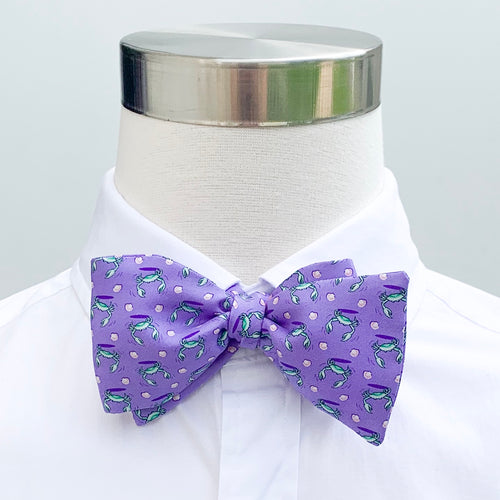 Bird Dog Bay Crab Bow Tie