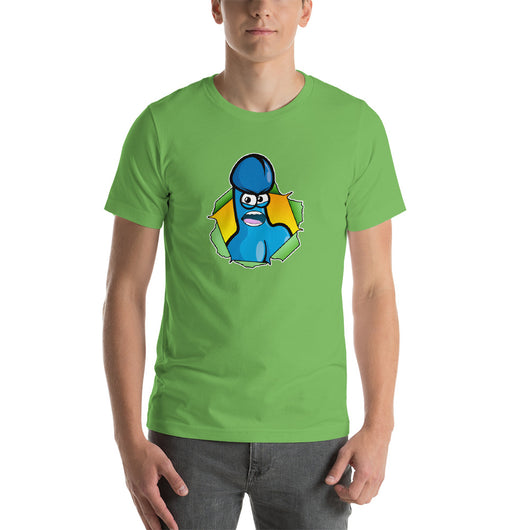 Dickie Alien Chest Explosion Tee