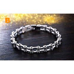 High Quality Motorcycle Chain Bracelet