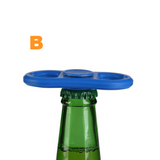 Bottle Opener Fidget Spinner - Blue - Bunchzilla.com