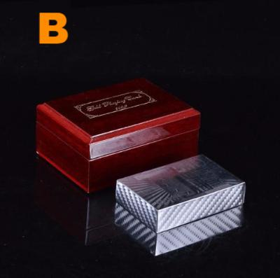 24k SIlver Cards with Box