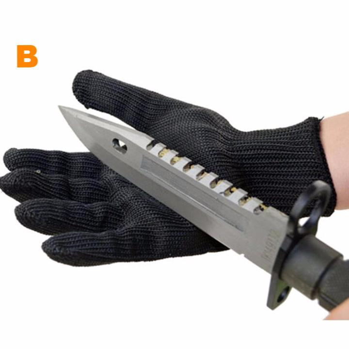 Stainless Steel Safety Protective Gloves