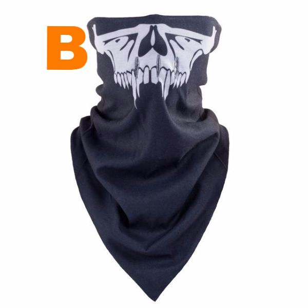 2017 Fleece Men's Scarf