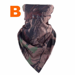 2017 Fleece Men's Motorcycle Scarf