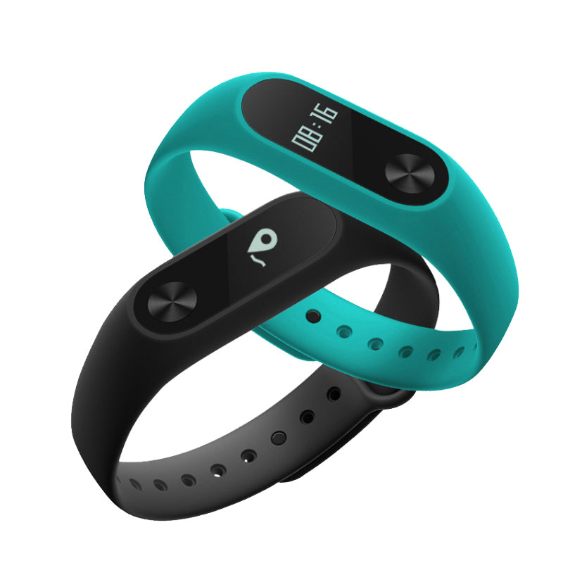 Original Band Waterproof Smart Fitness Bracelet with Heart Rate Monitor and Sleep Monitor