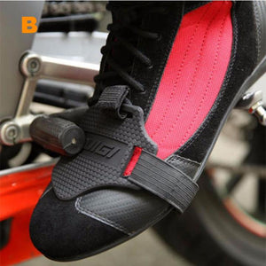 Motorcycle-gear Protective Boots