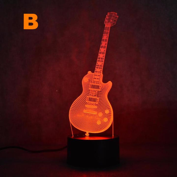 AURA 3D - Electric Guitar