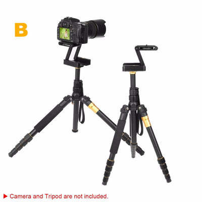 Z-PAN & TILT FLEX TILT TRIPOD HEAD