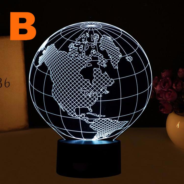 best world shaped light 2017