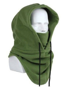 Unisex Windproof Tactical Heavyweight Balaclava Mask