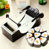 Easy Sushi Roller, Sushi Maker, Mochi Cutter, DIY Kitchen Perfect Magic Cooking Tool