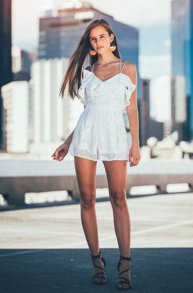 Tammy Playsuit - Paper Kites
