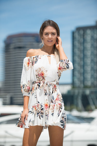 Ora Floral Dress - Paper Kites