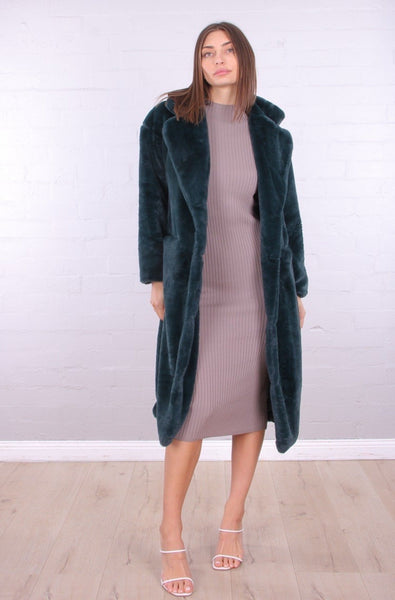 Windsor Faux Fur Coat