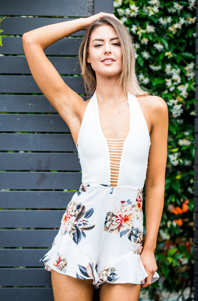 Statement Playsuit - Paper Kites