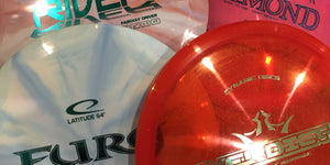 New Discs from Latitude 64 and Dynamic Discs