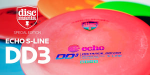 DD3 Echo S-Line and Fanatic 2