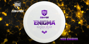 Discmania Enigma and Lone Howl