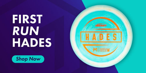 Discraft Launches Stock Hades, CryZtal Zone and BRO-D Roach