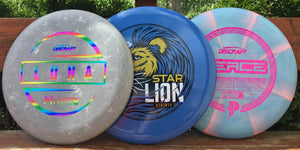 Innova and Discraft Re-stock Almost Complete