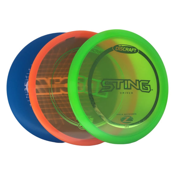 Personal Disc Golf Set
