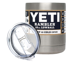 YETI® Rambler 10oz. Lowball with Lid